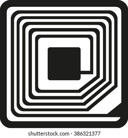 RFID symbol