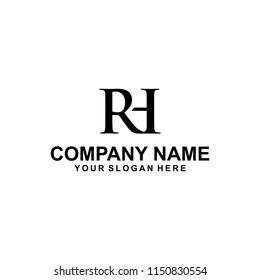 RH logo vector