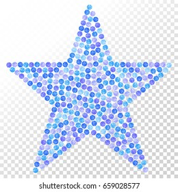 Rhinestones star. Transfer iron heat ornament. Gems, diamonds, jewelry decor. Embroidery. Star shape gem ornament. Rhinestones appligue hot fix. Print for fabric or denin. Fashion trend.