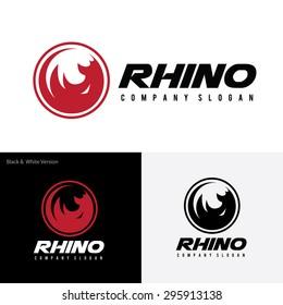 Rhino Logo Template