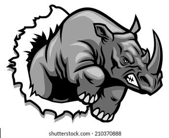 rhino ripping