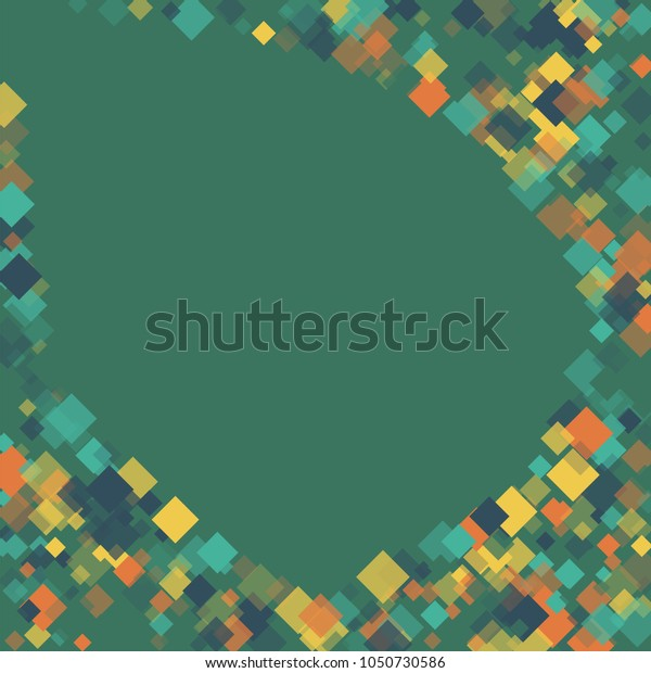 Rhombus cover minimal geometric cover template of isolated elements.Future geometric template rhombus cover. Used as print, card, backdrop, template, texture, background, wallpaper, banner, border