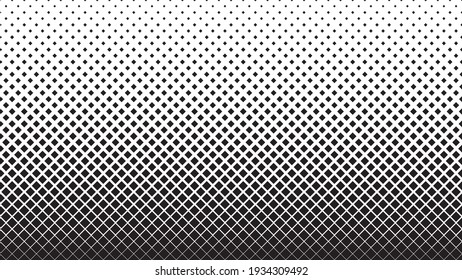 Rhombus Halftone Background Vector Abstract Geometric Technology