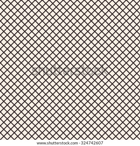 0cbadcad0 Rhombus lines texture. Stripped geometric seamless pattern. Modern  repeating stylish texture. Flat minimalistic texture on beige background.  Vector - Vector