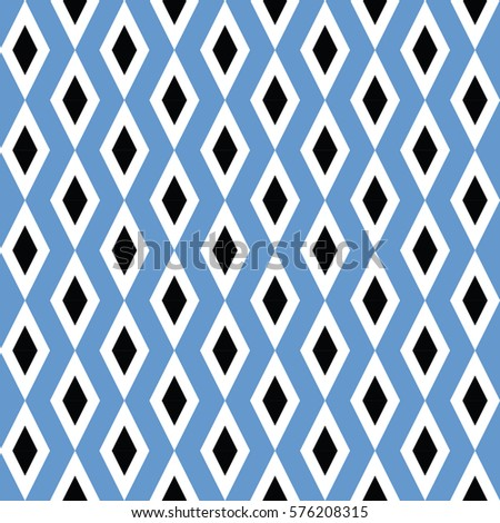 Rhombus Seamless Flat Pattern Website Bloc Popular Wallpaper Design Restaurant Cafeteria Shop Store Coffee Latte Dark