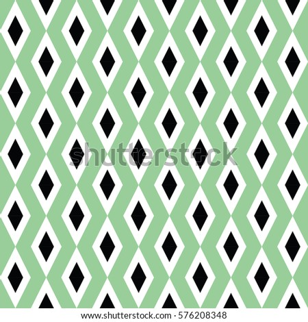 Rhombus Seamless Flat Pattern Website Bloc Popular Wallpaper Design Restaurant Cafeteria Shop Store Coffee Latte Light