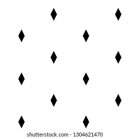 Rhombuses ornament. Quadrangles motif. Diamonds pattern. Lozenges wallpaper.Geometric figures background. Digital paper, surface texture, textile print, web design, abstraction backdrop. Seamless