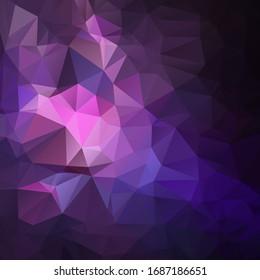 riangle Pattern. 3D Triangles.  Modern Wallpaper.