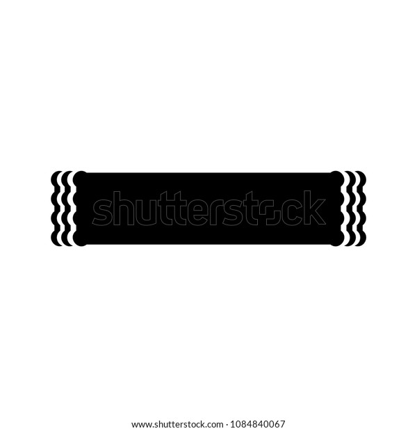Ribbon icon template
