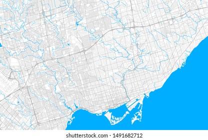 Ontario Map Cities Stock Vectors, Images & Vector Art ...