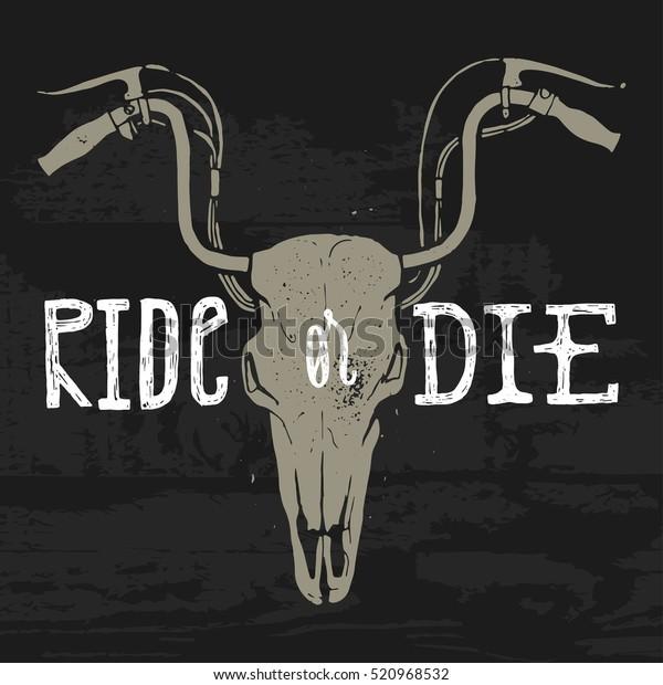 ride-die-motorcycle-horned-animal-600w-5