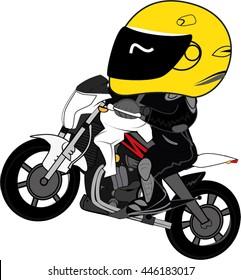 rider bigbike