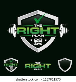 Righ Plan Fitnes Gym