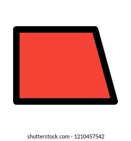 right angle trapezoid