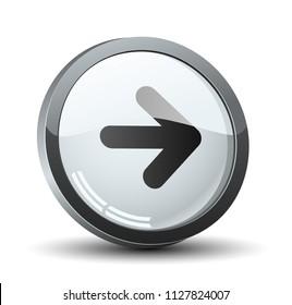 Right Arrow Next button illustration