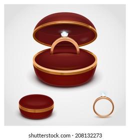 ring in box vector