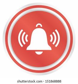 Ringing bell (Elegance plus, red version)