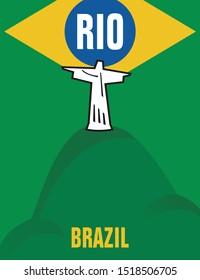 Rio de Janeiro Brazil Background