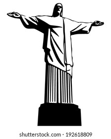 Cristo Redentor Images Stock Photos Vectors Shutterstock