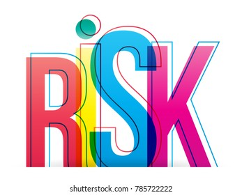 Risk word concept