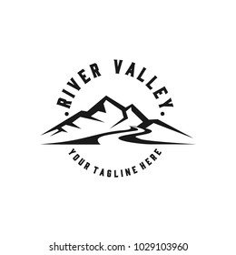 River Logo Design