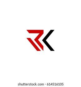 rk letter vector