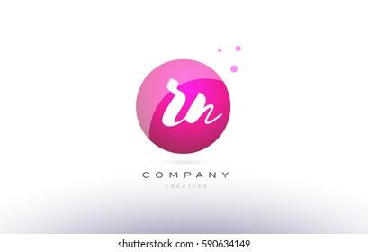 Letter rn images stock photos vectors shutterstock rn r n sphere pink 3d alphabet company letter combination logo hand writting written design vector icon altavistaventures Images