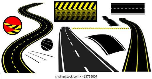 Road Clip Art High Res Stock Images Shutterstock