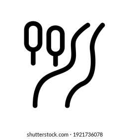 road icon or logo isolated sign symbol vector illustration - high quality black style vector icons