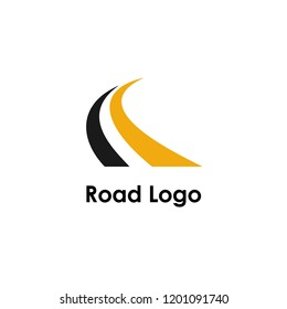 road logo template