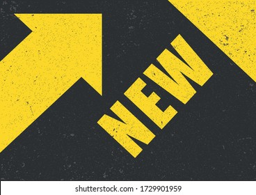 Road. The path to new opportunities. Vector icon isolated on white background.