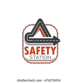 Road Safety Logos