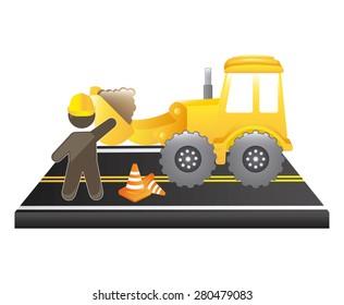 road traffic design, vector illustration eps10 graphic