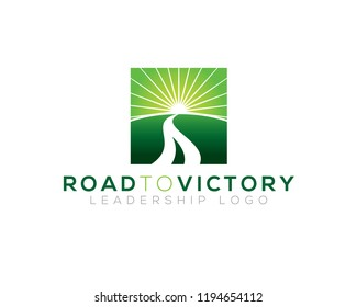 road to victory logo