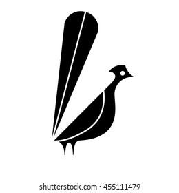 roadrunner logo or clip art, Vector