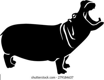 Roaring Hippopotamus
