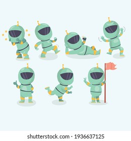 Robot, any automatically operated machine that replaces human effort, though it may not resemble human beings in appearance or perform functions in a humanlike manner.