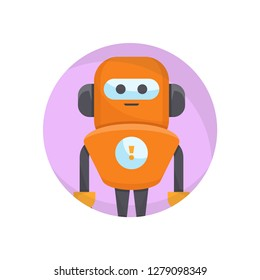 robot avatar icon