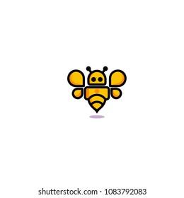 Robot icon. Bot sign design.