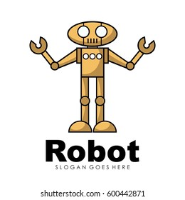 Robot illustration/icons