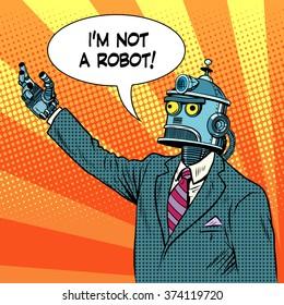 robot leader politician