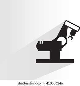 robot, robotic arm