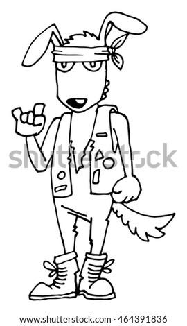Dog Training Vest