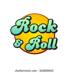 rock and roll logo images stock photos vectors shutterstock rh shutterstock com logo rock n roll vector rock and roll logos sketch