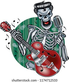 Rockabilly Images Stock Photos Vectors Shutterstock