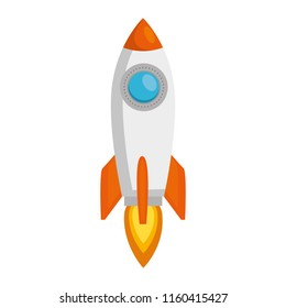 rocket start up icon