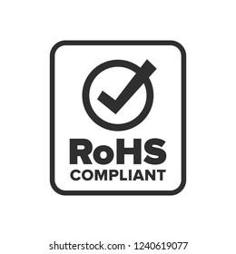 RoHS compliant symbol