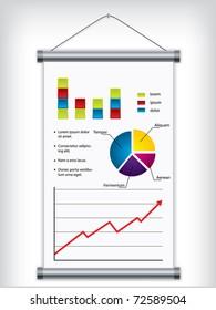 hanging chart images stock photos vectors shutterstock