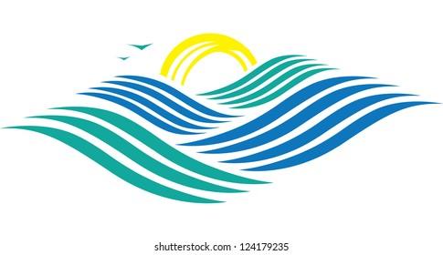 Rolling Ocean