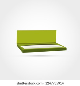Rolling papers vector illustration